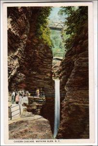 Cavern Cascade, Watkins Glen NY