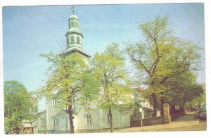 Saint Paul's Anglican Church , HALIFAX , Nova Scotia , Canada , 50-60s
