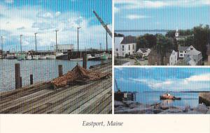 Multi Scenes Of Eastport Maine