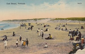 PORTRUSH , Northern Ireland , 00-10s ; East Strand