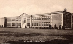 Connecticut Suffield High School