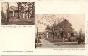 Wilcox and Milburn Residence, Buffalo, New York, 00-10s