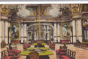 Monaco Monte Carlo Le Casino Salle de Jeu Roulette