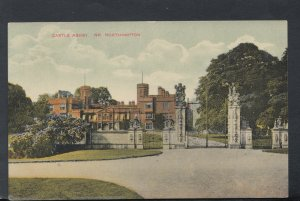Northamptonshire Postcard - Castle Ashby, Nr Northampton   RS19181