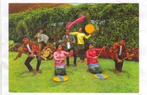 Tari Sagu, Sago dance, Indonesia, 50-70s