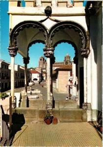 CPM Évora-Belvedére en style Manuelino PORTUGAL (750625)