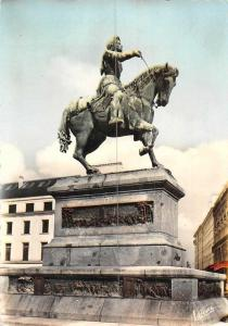 France Val de Loire, Orleans (Loiret) statue de Jeanne d'Arc, Martroi CPSM