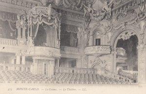 MONTE-CARLO , 00-10s ; Le Casino - Le Theater