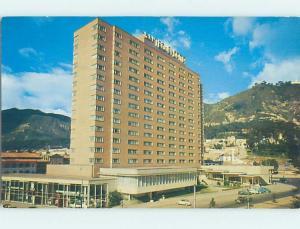 Pre-1980 TEQUENDAMA HOTEL Bogota Colombia B3827