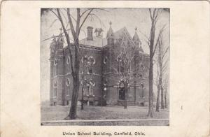 CANFIELD, Ohio; Union School Building, 00-10s