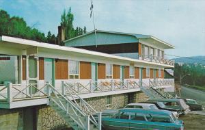 Hotel-Motel Auberge-Sur-Mer,  St. Simeon,  Cte. Charlevoix,  Quebec,  Canada,...