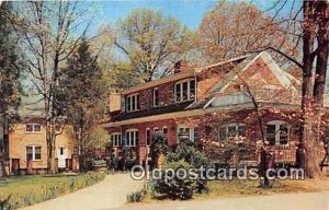 National Girl Scout Camp, Rockwood Potomac, Maryland, USA Postcards Post Card...
