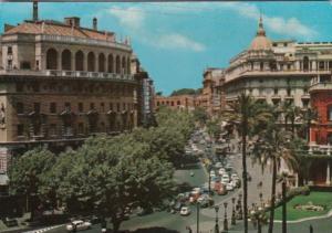 Italy Roma Veneto Street