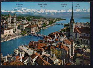 Bird's Eye View Zurich,Switzerland BIN