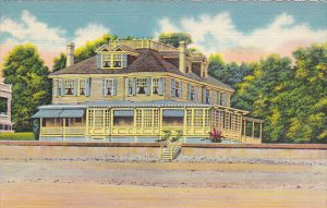 Massachusetts Swampscott Blue Breakers Inn Bay Of Whales Curteich