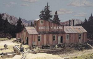 Coeur D'Alene Mine, AURORA, Colorado, 40-60's