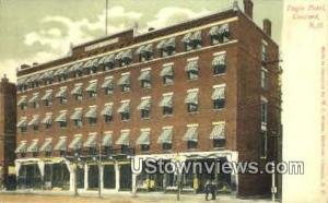 Eagle Hotel Concord NH 1906