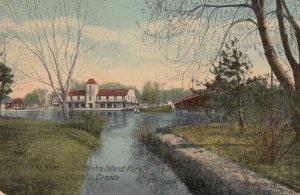 TORONTO , Ontario , Canada , 00-10s ; Bath House - Centre Island Park