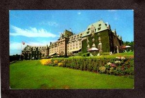 PQ QC Manoir Richelieu Hotel Murray Bay Quebec Canada Carte Postale Postcard