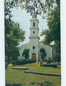 Unused Pre-1980 CHURCH SCENE Richmond Virginia VA A7557