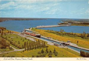 13881  Ontario  Iroquois      St. Lawrence Seaway,  Lock and Dam