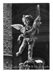Italy Firenze Florence Palazzo Vecchio Il Putto Cherub Glossy Photo 4X6 Postcard
