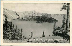 OR - Crater Lake National Park, Wizard Island
