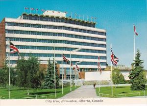 Canada Edmonton City Hall