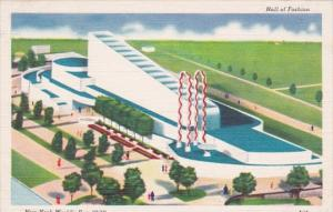 New York World's Fair 1939 Hall Of Fashion