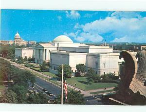 Washington DC National Gallery of Art March 24 1937   Postcard # 5595