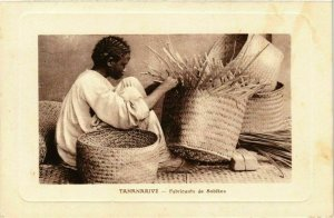 CPA AK Tananarive- Fabricants de Sobikes MADAGASCAR (819271)