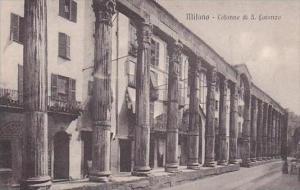 Italy Milano Colonne di San Lorenzo