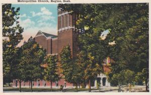 REGINA , Saskatchewan , Canada , 1910s ; Metropolitan Church