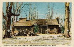 OH - Burton. Municipal Sugar Camp