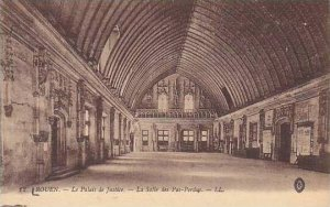 France Rouen Le Palais de Justice La Salle des Pas Perdus