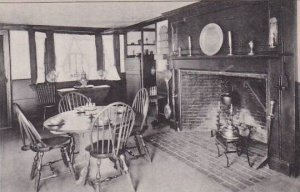 Massachusetts South Sudbury The Old Dining Room Longfellows Wayside Inn Alber...