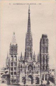 France Rouen Cathedrale de Rouen