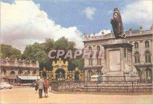Old Postcard Nancy Place Stanislas (M and M)