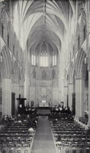 Washington Cathedral, Mount Saint Alban, WASHINGTON, D.C., 1932
