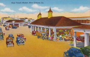 Louisiana New Orleans New Franch Market