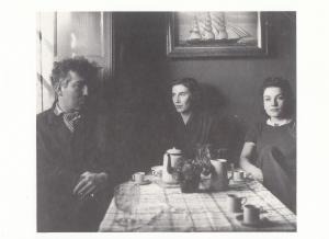 Robert Graves Ghost Poet Author Poem Haunted House WW2 Photo Postcard