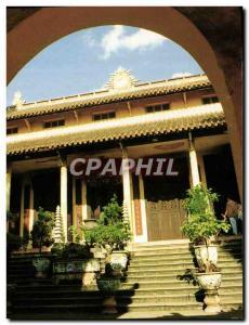 Modern Postcard The Quan Su Pagoda