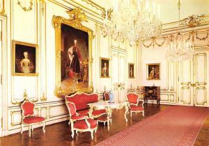 Wien Castle Vienna Schloss Schoenbrunn Maria Antoinette Zimmer