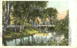 Ashuelot River Keene NH Unused