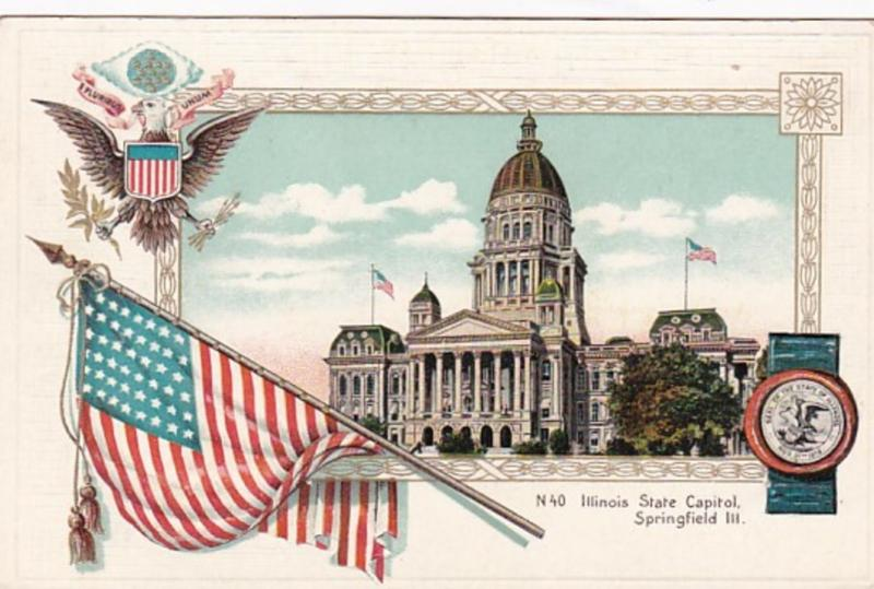 Illinois Springfield State Capitol Building