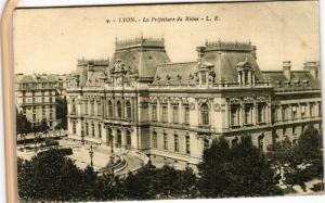 CPA LYON La Prefecture du Rhone (442782)