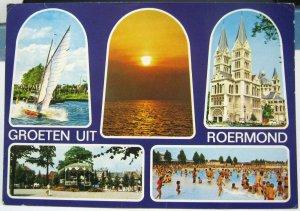 Netherlands Groeten Uit Roermond - posted