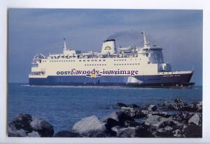 SIM0199 - Belgian Ferry- Princesse Marie-Christine , built 1976 - postcard