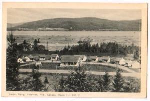 Sanfar Camp, Tidehead NB