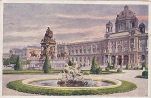 Kunsthistorisches Museum, Wien, Austria, 1900-1910s
